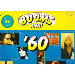 VARIOUS - BOOMS ANNI '60