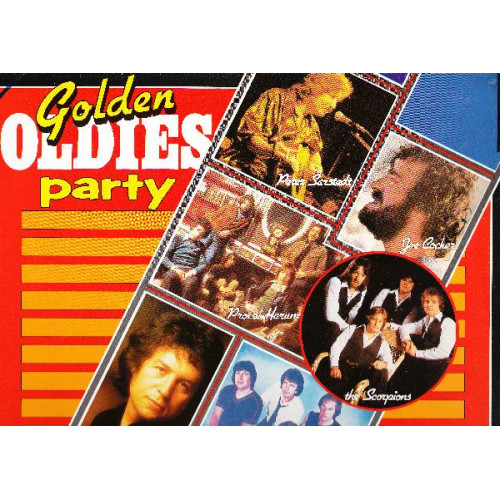 VARIOUS - GOLDEN OLDIES PARTY