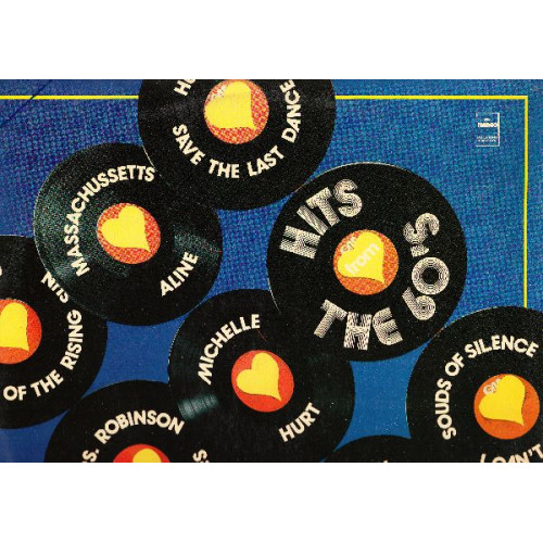 VARIOUS - HITS FROM THE 60 S