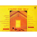 VARIOUS - I LOVE YOU No 2