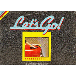VARIOUS - LET S GO ( 2 LP )