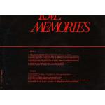VARIOUS - LOVE MEMORIES