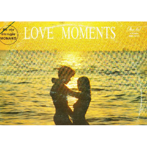 VARIOUS - LOVE MOMENTS