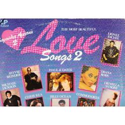 VARIOUS - LOVE SONGS 2 ( 2 LP )