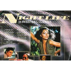 VARIOUS - NIGHT LIFE ( 2 LP )