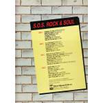 VARIOUS - S.O.S. ROCK & SOUL ( 2 LP )
