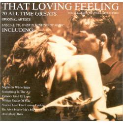 VARIOUS - THAT LOVING FEELING ( 2 LP )