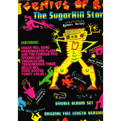 GENIUS OF ... RAP THE SUGARHILL STORY THE  ( 2 LP )