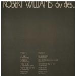 WILLIAMS ROBERT - ΑΝ ΘΕΣ